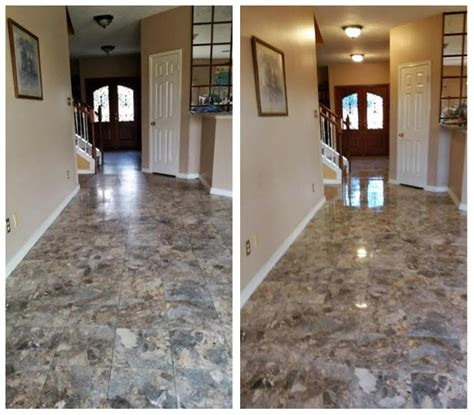 Marble Floor Restoration Houston (don't Replace It