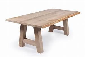 Massivholzplatte Mit Baumkante : lenhart der tischler lem produkte m bel tische in eiche massivholz baumkante ~ Markanthonyermac.com Haus und Dekorationen
