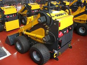 hysoon mini skid steer loader, hy380 mini skid steer ...