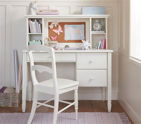 madeline storage desk hutch pottery barn