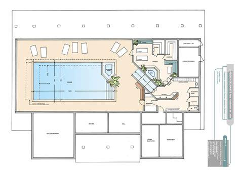 design plan maison avec piscine interieure rouen 36 plan de construction d une maison