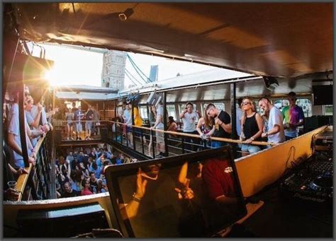Boat Party Tower Pier by Boat Party Cruise Westminster Pier London Designmynight