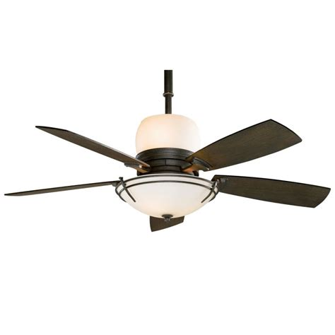 fanimation hf7600ds smoke 54 quot 5 blade ceiling fan