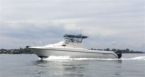 Twin Hull Boats For Sale Perth by Used Gulf Craft Walkaround 31 For Sale Boats For Sale