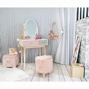 Vintage Zimmer Einrichten : vintage frisiertisch wei rosa mama pinterest kinderzimmer frisiertisch und zimmer einrichten ~ Markanthonyermac.com Haus und Dekorationen