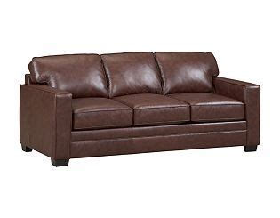 Havertys Furniture Leather Sleeper Sofa leather furniture and family rooms on