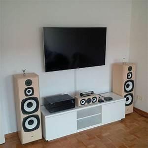 Tv An Wand Anbringen : fernseher an die wand montieren welche h he ist sinnvoll my digital homemy digital home ~ Markanthonyermac.com Haus und Dekorationen