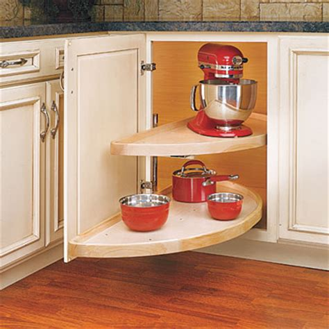 Blind Corner Base Cabinet Lazy Susan by Blind Corners Half Moon Lazy Susan Read This Before You
