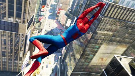 Classic Spider-man Suit Free Roam