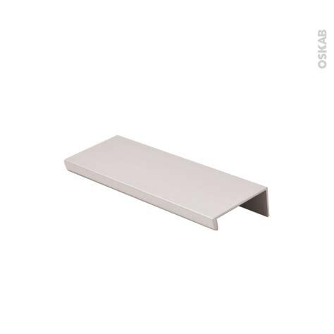 poign 233 e de meuble de cuisine pour porte aluminium 12 cm sokleo oskab