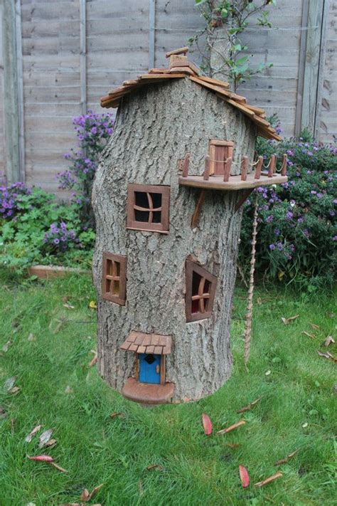 Gnome Homes For Gardens 25 best ideas about houses on diy