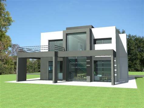 plan maison contemporaine pyr 233 n 233 es orientales 66 plan villa contemporaine toit terrasse 224