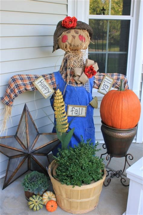 Scarecrow Crafts — How To Make A Scarecrow