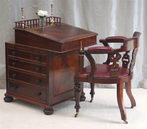 antique desk for antique antique davenport desk winter sons
