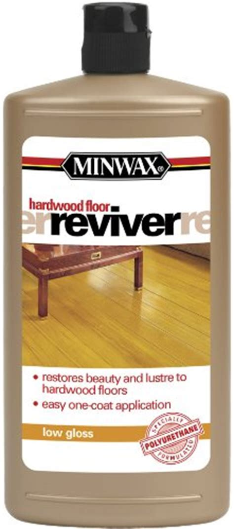 minwax 60960 32 ounce low gloss reviver hardwood floor
