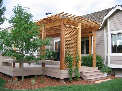 outstanding wooden pergola design for your backyard relaxing space outdoor gazebos and
