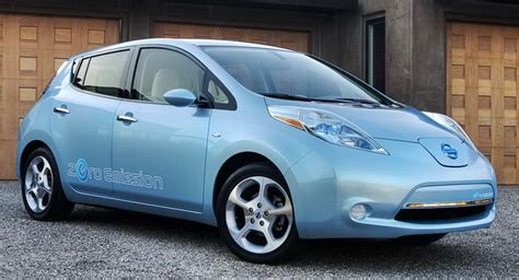 Nissan Announces Us Pricing For Leaf Ev, Buy From