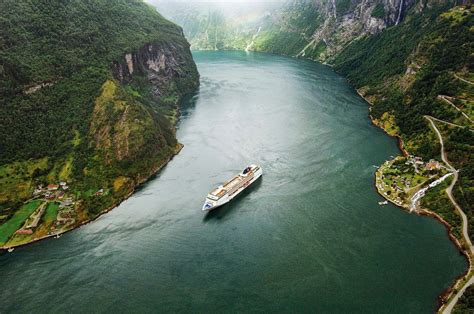 Fjord Cruise Norway by Travel Trip Journey Norwegian Fjords Norway