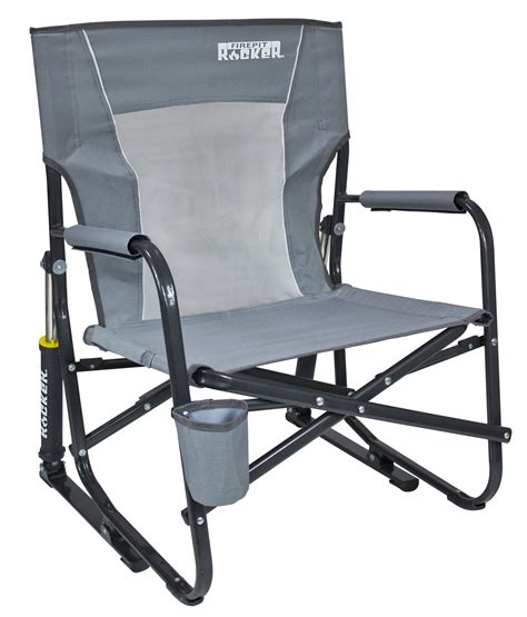 firepit rocker pit chairs from gci outdoor