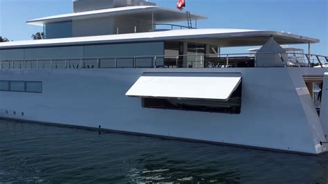 Yacht Jobs San Diego by Feadship Quot Venus Quot Today In San Diego Ca Youtube