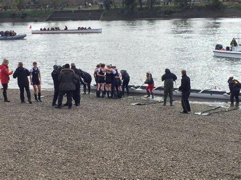 Roeien Oxford Cambridge by Nederlandse Wint Wereldberoemde Boat Race Nos