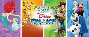 {Giveaway} The Wonderful World of Disney on Ice 2017 ...