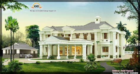 3850 Sq. Ft. Luxury House Design