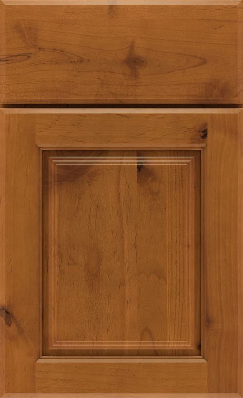 cattail rustic alder cabinet finish kemper cabinetry