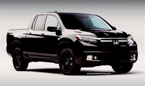 2019 Honda Ridgeline Black Edition For Sale  Honda Civic