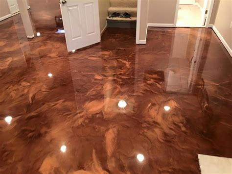 Strong Concrete Foundations With Epoxy Floors