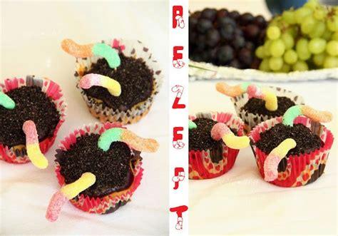 Regenwurm-kompost Cupcakes Mit Oreo Cookies …