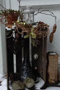 Weihnachtsdeko Für Draußen Basteln : 1000 images about ideen rund ums haus on pinterest deko cottages and winter ~ Whattoseeinmadrid.com Haus und Dekorationen
