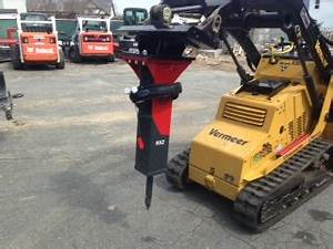 Mini Skid Steer Attachments - Renovation Rentals