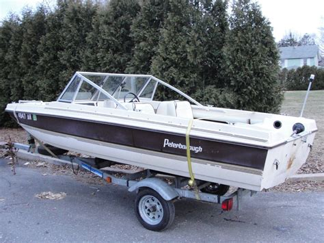 Used Boats Peterborough by Peterborough Boat For Sale From Usa