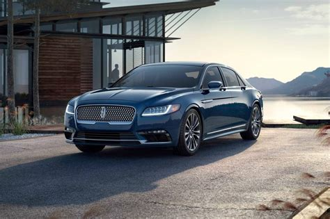 2018 Lincoln Continental Review, Trim Levels, Competition