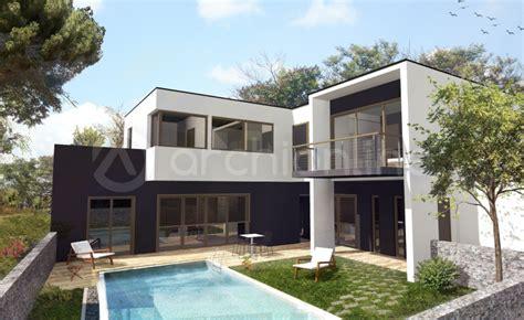 maison bamako plan de maison moderne par archionline