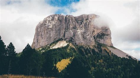 bivouaquer au sommet du mont aiguille le mont aiguille