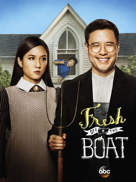 Fresh Off The Boat Tv by Fresh Off The Boat Serie De Tv 2015 Filmaffinity