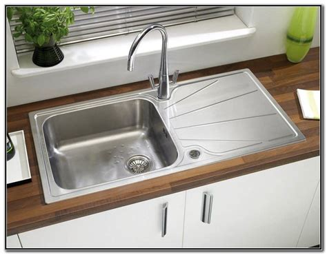 Kitchen Sink With Drainboard Stainless Steel Furniture Checklist For New Home Buy Decor Online South Africa Abc American Fort Wayne Wholesale Sears Calgary Moe's Indianapolis