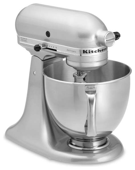 Kitchenaid Artisan Stand Mixer  Modern  Mixers By