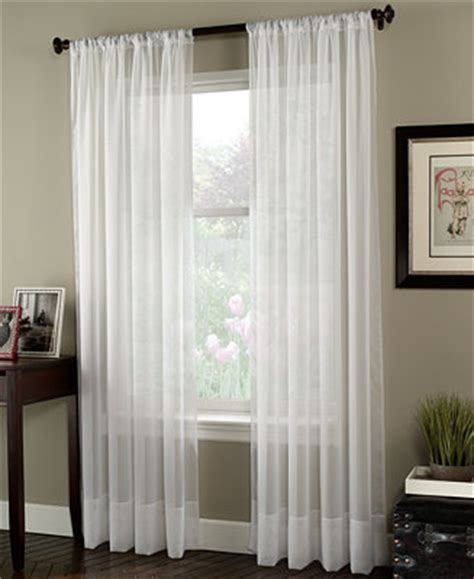 chf sheer soho voile window treatment collection sheer