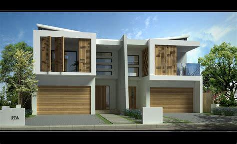 duplex and townhouse plans home builders brisbane style ideas garages sandringham new duplex jr home
