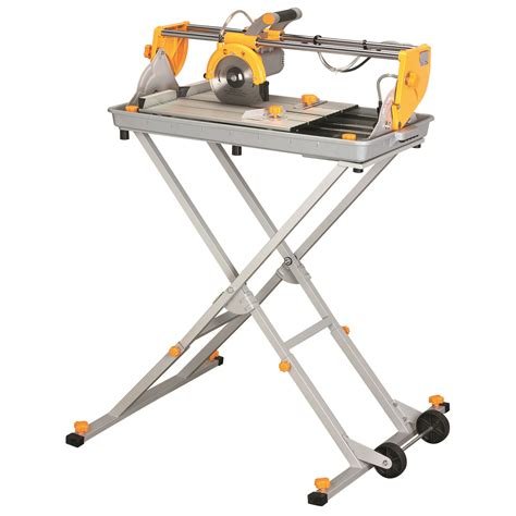 image harbor freight tile saw stand