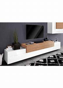 Fernseher Breite 80 Cm : tv lowboard aus holz hochglanz online kaufen ~ Markanthonyermac.com Haus und Dekorationen