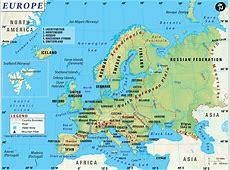 Mapa ratobornih zemalja! U ovim zemljama stanovnici su