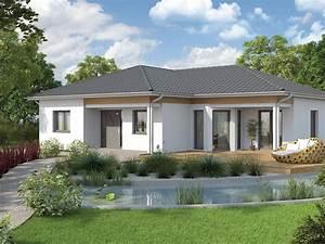 Haus Bungalow Modern : vario haus bungalow we136 gibtdemlebeneinzuhause einfamilienhaus fertighaus fertigteilhaus ~ Markanthonyermac.com Haus und Dekorationen