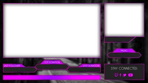Twitch Notification Images Template Psd by Alpha Offline Screen Twitch With Psd Template Download