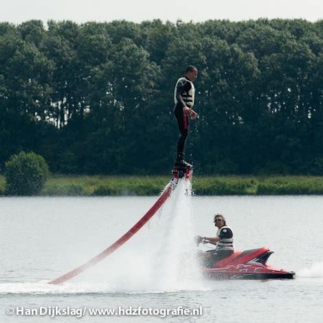 Waterscooter Werking by Flyboarden Kan Wel Eens Zeer Populair Worden Weblog Zwolle