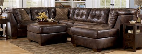 brown leather sectional living room ideas decor mesmerizing brown leather sectional sofa for living