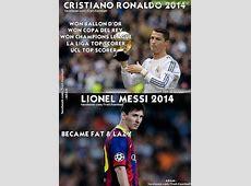 Ronaldo vs Messi in 2014 Troll Football